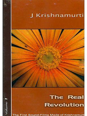 J. Krishnamurti: The Real Revolution (Volume 1) (DVD)