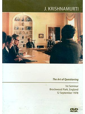 J. Krishnamurti: The Art of Questioning (DVD)