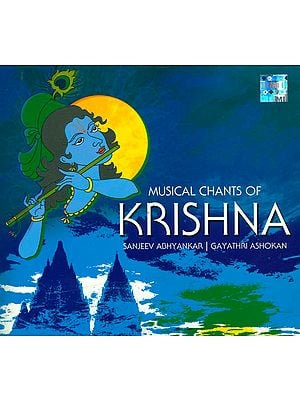 Musical Chants of Krishna (Audio CD)
