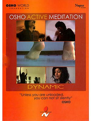 Osho Active Meditation: Dynamic (A Set of 1 DVD and 1 Audio CD)
