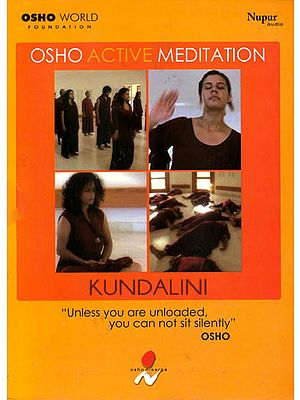 Osho Active Meditation: Kundalini (A Set of 1 DVD and 1 Audio CD)