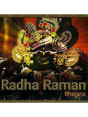 Radha Raman Bhajans (Audio CD)
