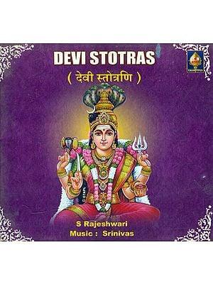 Devi Stotras (Audio CD)