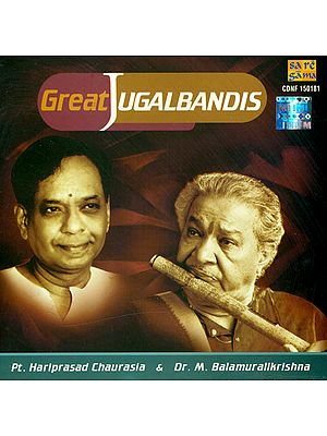 Great Jugalbandis (Audio CD)