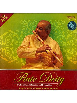 Flute Deity (Set of 2 Audio CDs)