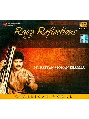 Raga Reflections (Classical Vocal) (Audio CD)