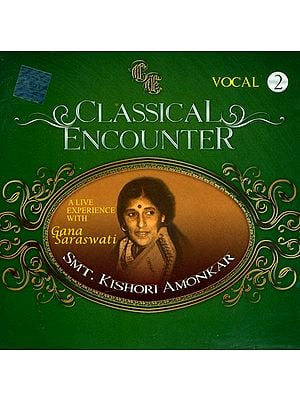 Classical Encounter Vocal -2 (A Live Experience) (Audio CD)