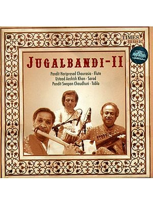 Jugalbandi -II (Audio CD)