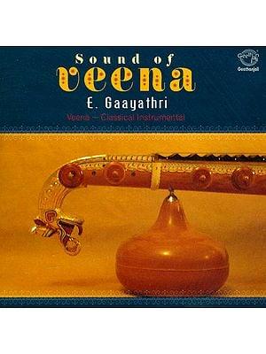 Sound of Veena (Audio CD)