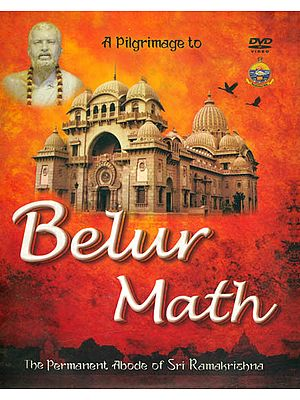 A Pilgrimage to Belur Math (DVD)