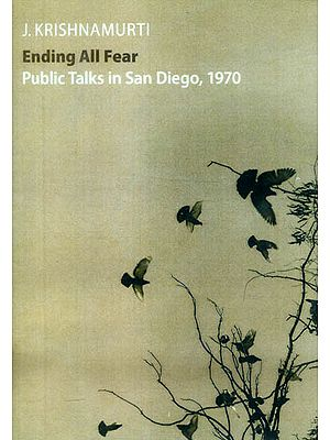 J. Krishnamurti: Ending All Fear (Set of 2 DVDs)