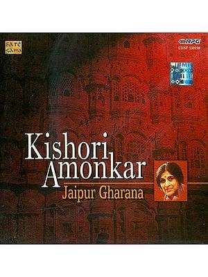 Kishori Amonkar (Jaipur Gharana) (Audio CD)