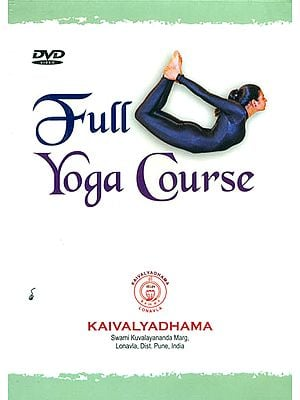 Full Yoga Course (DVD)