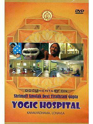 Documentary on Yogic Hospital (DVD)