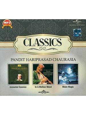 Classics - Pandit Hariprasad Chaurasia (MP3 Audio CD)
