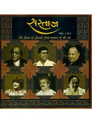 Sartaaj: The Finest of Ghazals From Masters of The Art (Set of 2 Audio CDs)