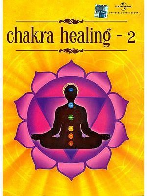 Chakra Healing -2 (Set of 3 Audio CDs)