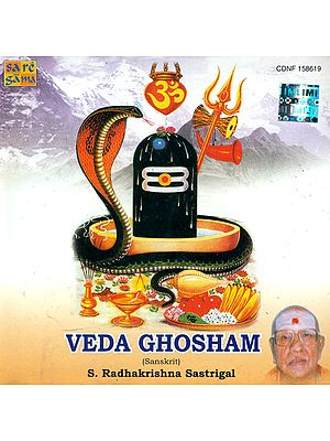 Veda Ghosham (Audio CD)
