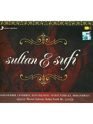 Sultan E Sufi (Set of 2 Audio CDs)