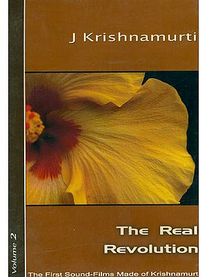 J. Krishnamurti: The Real Revolution (Volume 2) (DVD)