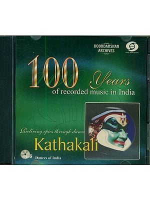 Kathakali (100 Years of Recorded Music in India) (Audio CD)