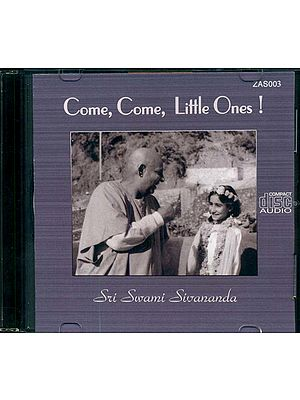 Come, Come, Little Ones! (Audio CD)