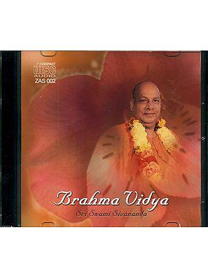 Brahma Vidya (Audio CD)