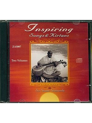 Inspiring Songs & Kirtans (Set of 2 Audio CDs)