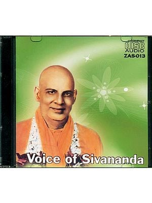 Voice of Sivananda (Audio CD)