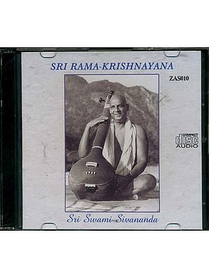 Sri Rama-Krishnayana (Audio CD)