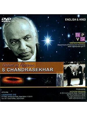 Nobal at Ninteen: S Chandrasekhar (DVD)