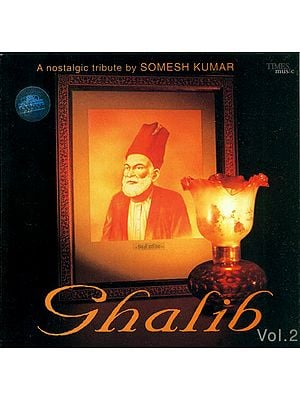 Ghalib: Vol. 2 (Audio CD)