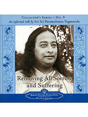 Removing All Sorrow and Suffering (Audio CD)