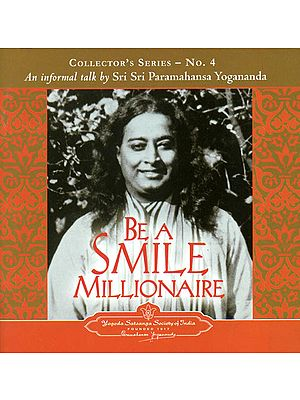 Be A Smile Millionaire (Audio CD)