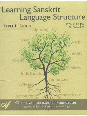Learning Sanskrit Language Structure - Level I (A Set of 15 DVDs)