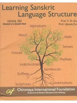 Learning Sanskrit Language Structure  - Level II (A Set of 22 DVDs)