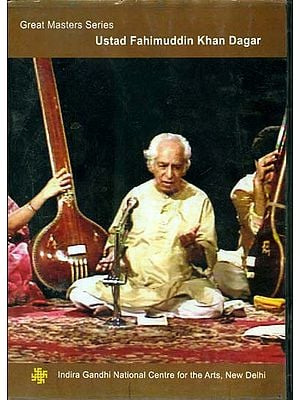 Great Master Series - Ustad Fahimuddin Khan Dagar (DVD)