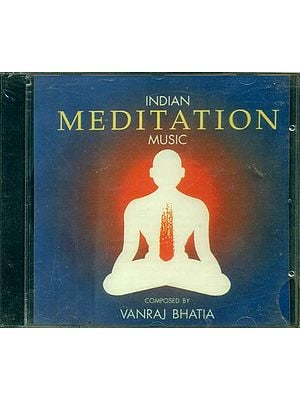 Indian Meditation Music (Audio CD)