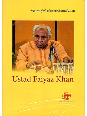 Masters of Hindustani Classical Music by Ustad Faiyaz Khan (DVD)