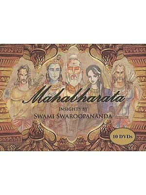 Mahabharata (Set of 10 DVDs)