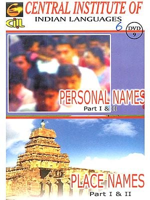 Personal Names and Place Names (Part I & II DVD)
