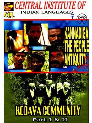 Kannadiga the People Antiquity and Kodaya Community (Part I & II DVD)