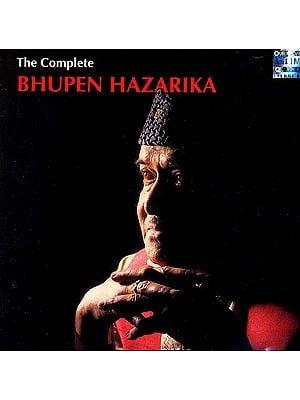 The Complete Bhupen Hazarika (Audio CD)