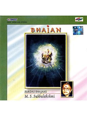 Surdas Bhajans by M.S. Subbulakshmi (Audio CD)