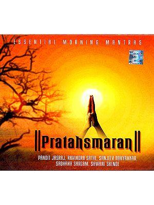 Pratahsmaran: Essential Morning Mantras (Audio CD)