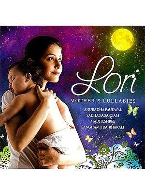 Lori: Mother's Lullabies (Audio CD)
