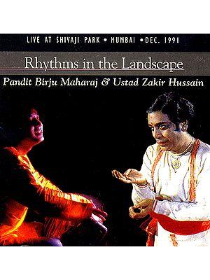 Rhythms in the Landscape (A Kathak Performance) (Audio CD)