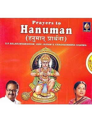 Prayers to Hanuman (Audio CD)