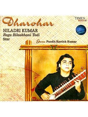 Dharohar (Raga Bilaskhani Todi) (Sitar) (Audio CD)