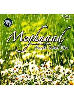 Meghnaad (Classical Santoor) (Audio CD)